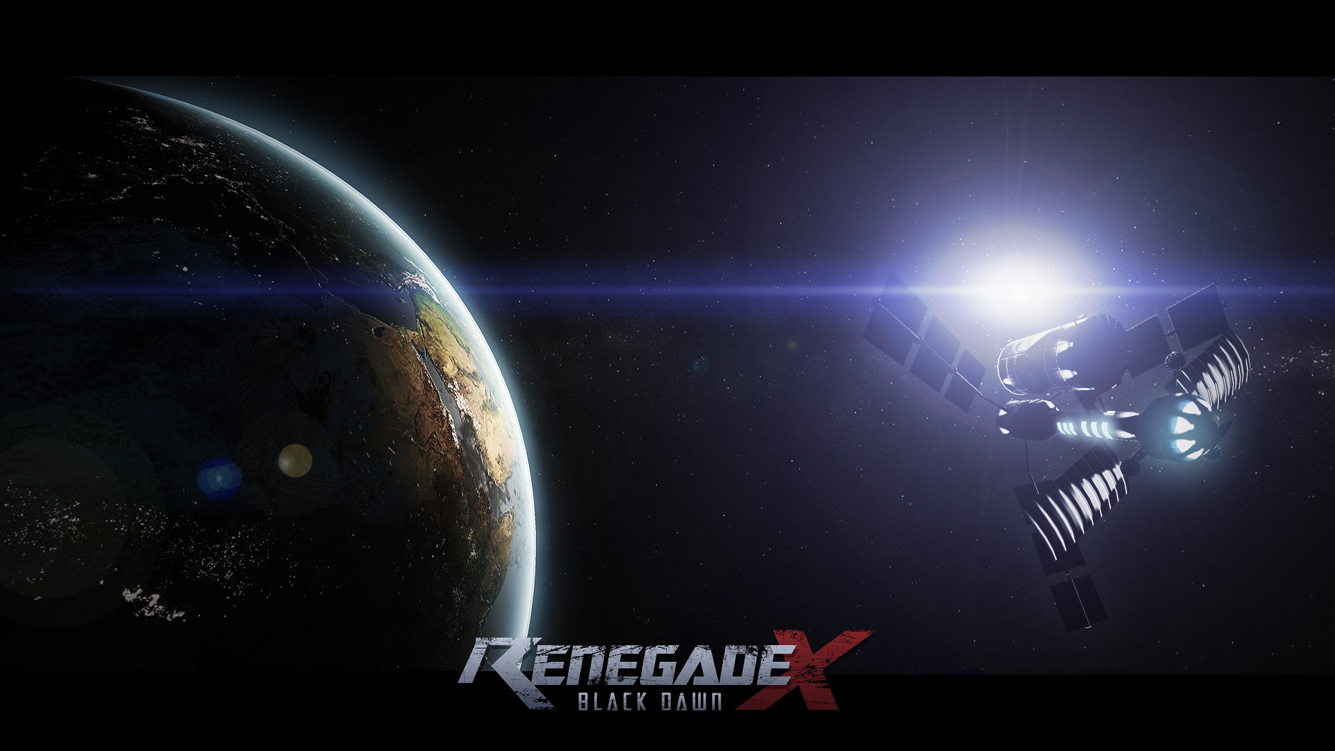 A picture of Renegade X: Black Dawn