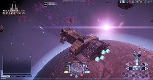 A picture of Battlestar Galactica Online