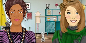 A picture of Stardoll