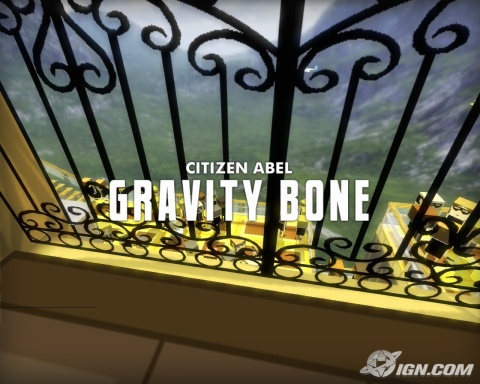 A picture of Gravity Bone