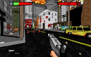 A picture of Action Doom 2: Urban Brawl