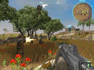 A picture of Rising Eagle: Futuristic Infantry Warfare