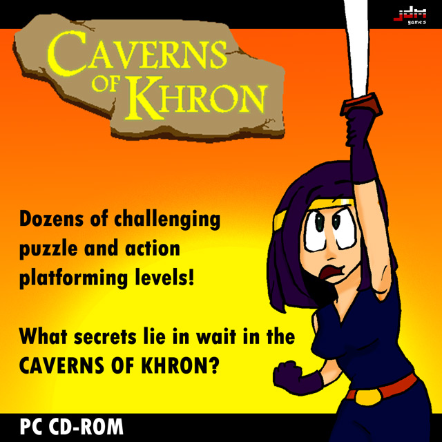 A picture of Caverns of Khron