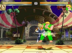 A picture of DragonBall Vs. Street Fighter