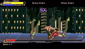 A picture of Final Fight Gold