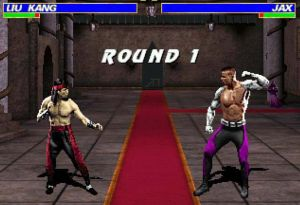 A picture of Mortal Kombat (MUGEN Project) 4.1