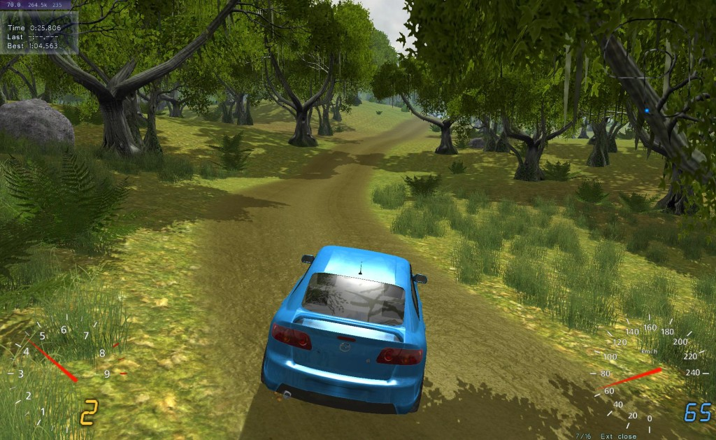A picture of Stunt Rally