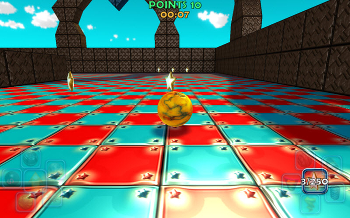 A picture of Marble Arena 2