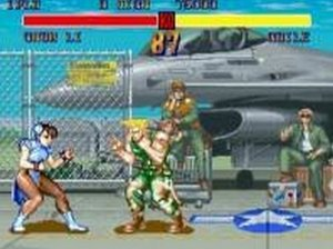 A picture of Street Fighter 2