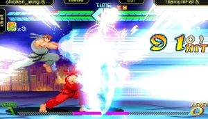 A picture of Street Fighter Online