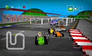 A picture of Dirchie Kart 2