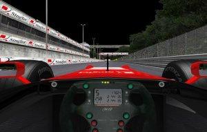 A picture of SingTel Race 2008