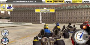 A picture of WorldWide Karts