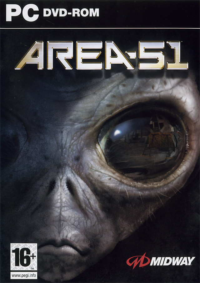 A picture of Area 51