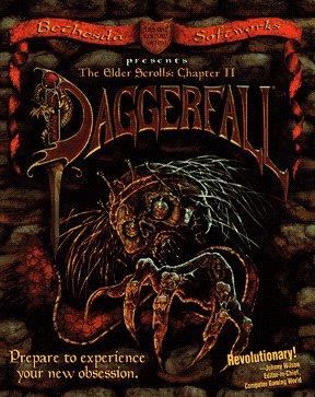A picture of The Elder Scrolls II: Daggerfall