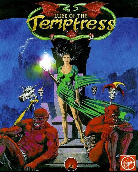A picture of Lure of the Temptress
