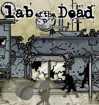 A picture of Lab Of The Dead