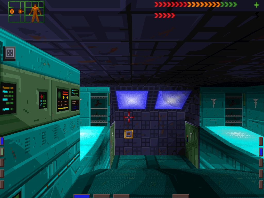 A picture of SYSTEM SHOCK - Portable