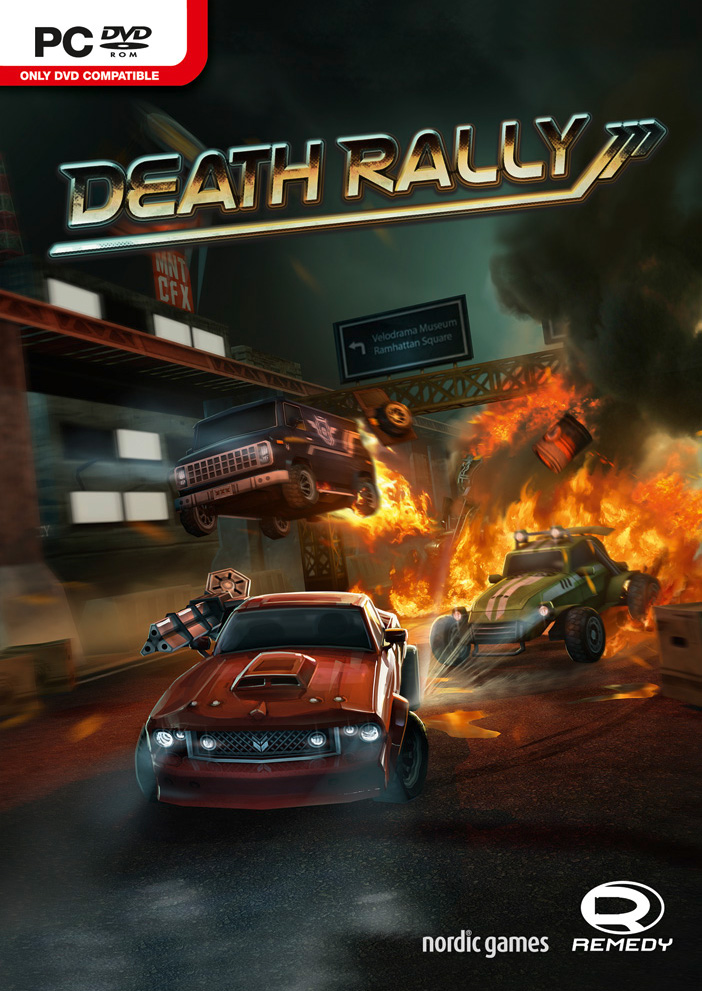 A picture of Death Rally