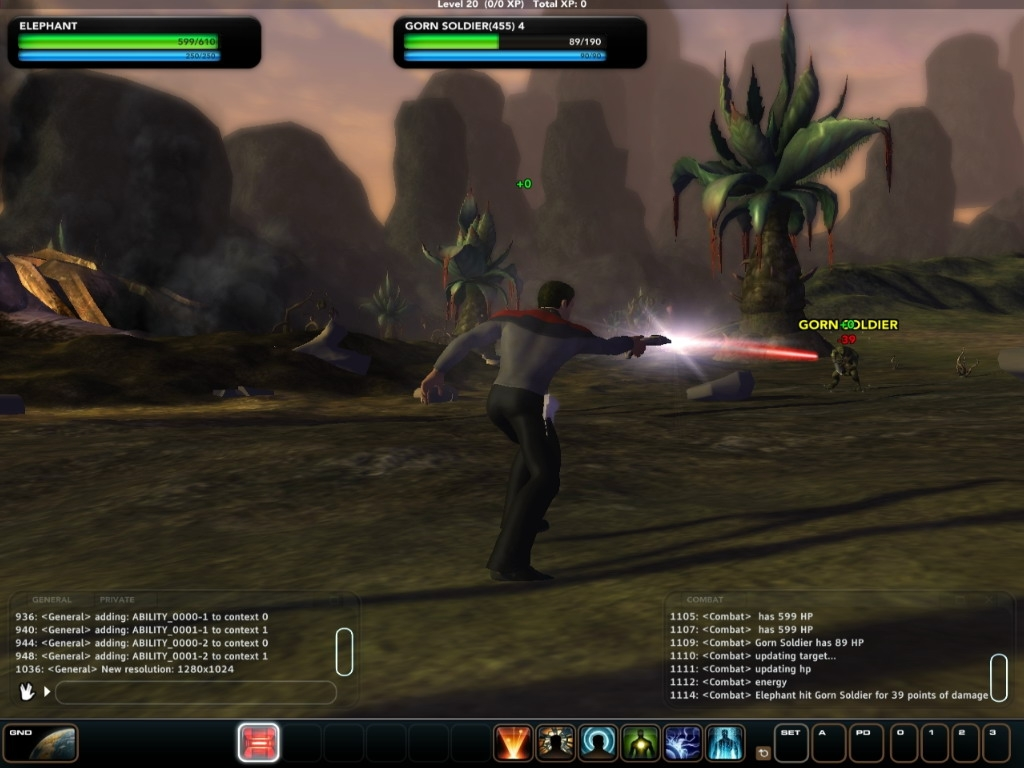 A picture of Star Trek Online