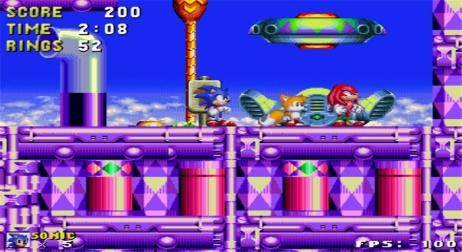 A picture of Open Sonic