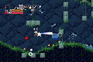 A picture of Cave Story