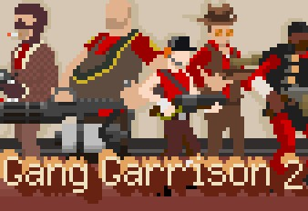 A picture of Gang Garrison 2