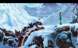 A picture of King's Quest III