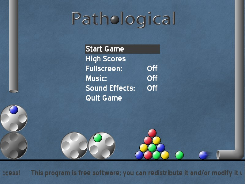 A picture of Pathological
