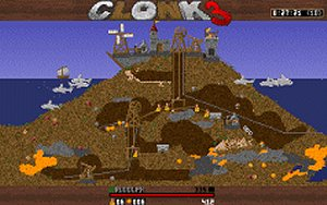 A picture of Clonk 3