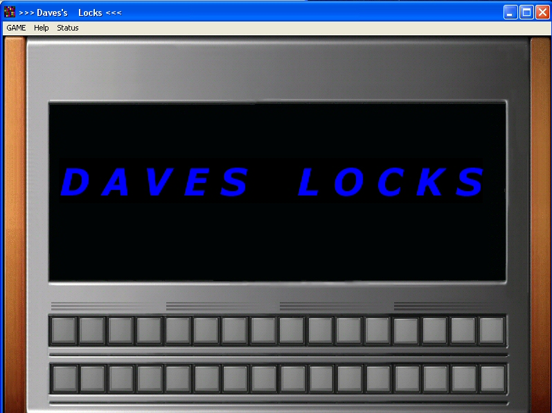 A picture of Daves Locks