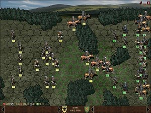 A picture of Knights of War
