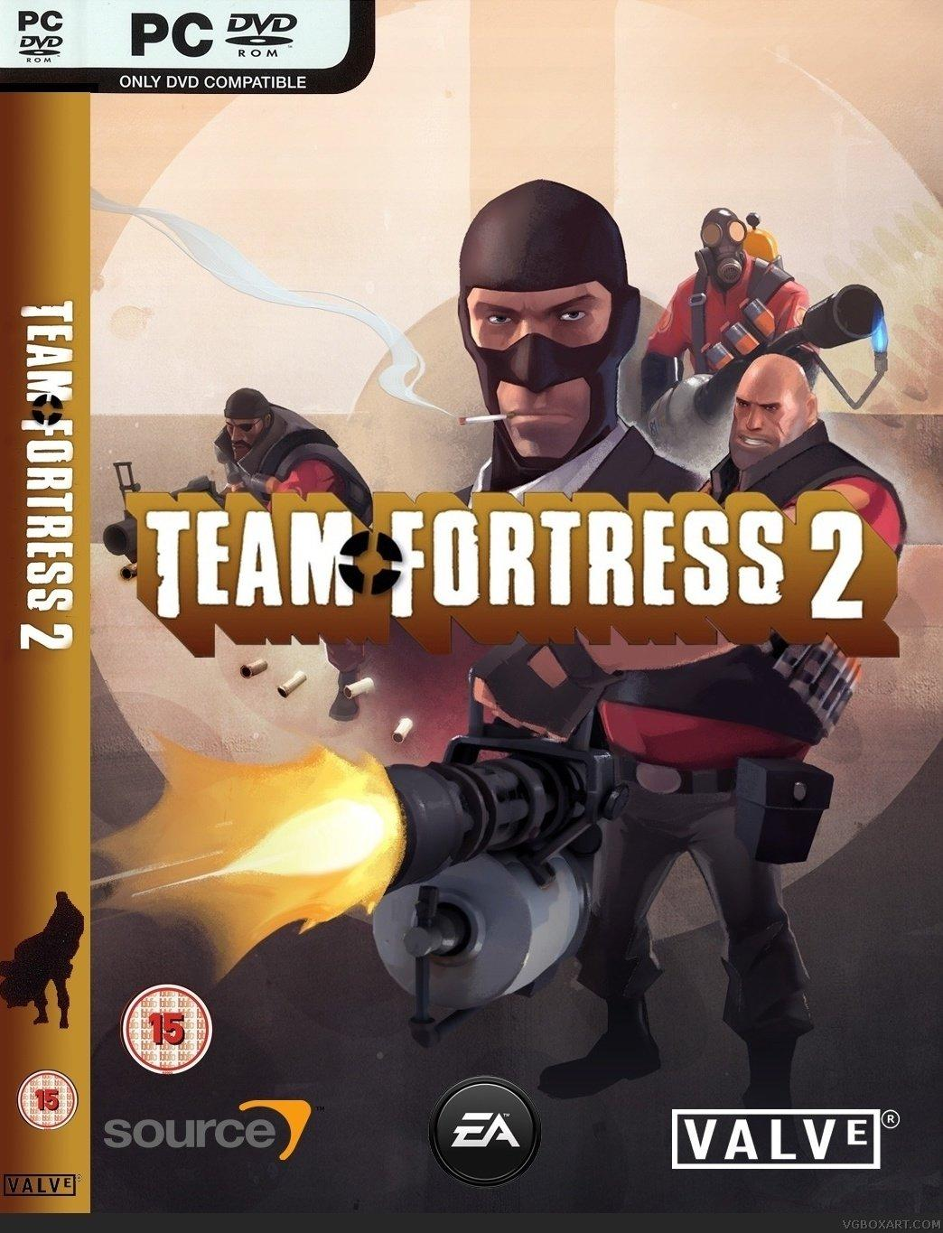 About Team Fortress 2