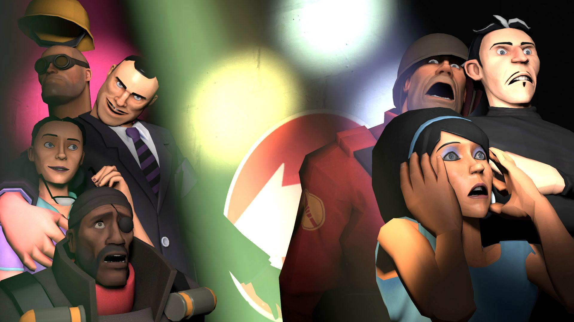A picture of Team Fortress 2