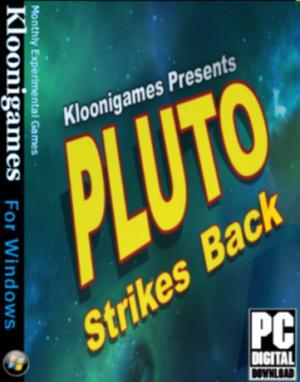 A picture of Pluto Strikes Back