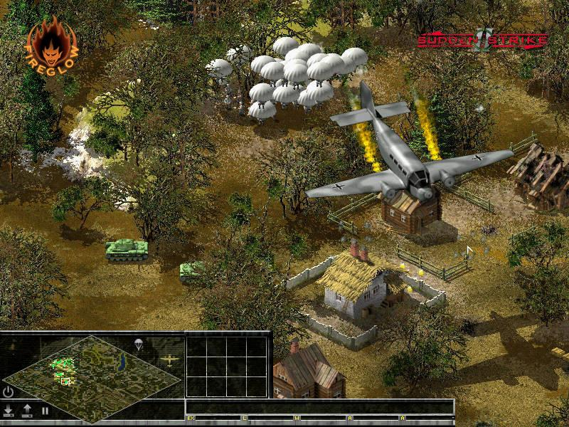 A picture of Sudden Strike 2