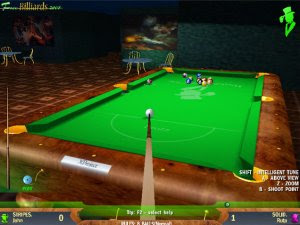 A picture of Free Billiards 2008