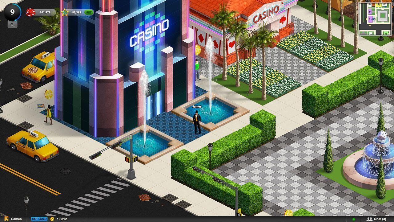 A picture of CasinoRPG