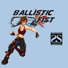 A picture of Ballistic Fist